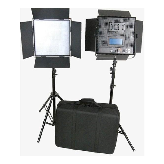 Came L1024D2KIT High CRI 2 X 1024 LED Video 5600K Broadcast Panel Light