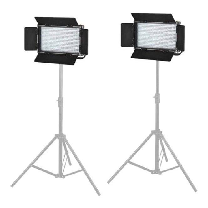 Came L576S2KIT 2X576 LED Light Dimmable Bi-Color 5600K 3200K Digital Display