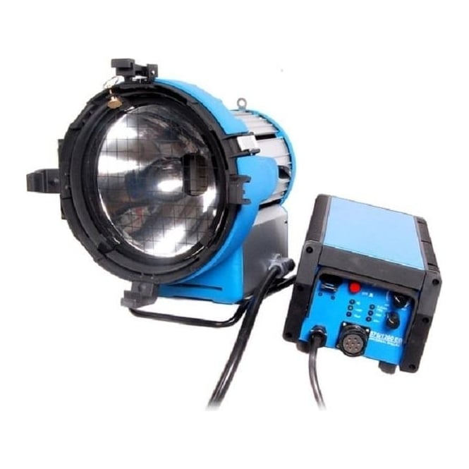 CAME-TV AR1200PAR 1200W 6000K HMI PAR Light Kit +100% Flicker-Free