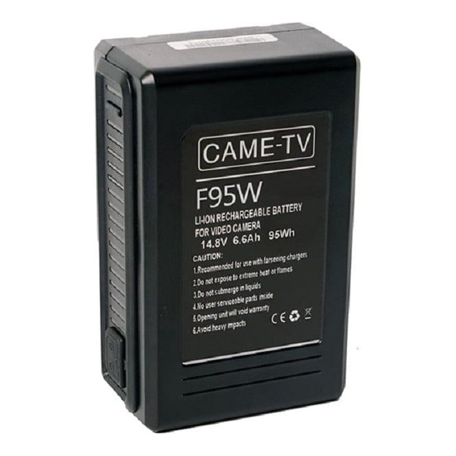 CAME-TV F95W Compact V-Mount Li-Ion Battery 95Wh