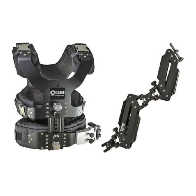 Came LBVL4A 2.5-15kg Load Pro Camera Steadicam Vest+ Dual Arm