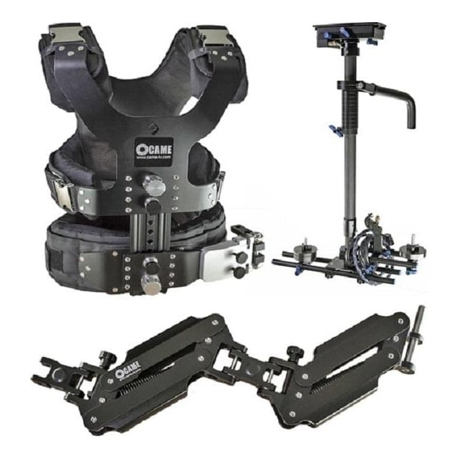 Came LBCASEKIT 2.5-15kg Load Pro Camera Steadicam With Aluminum Case