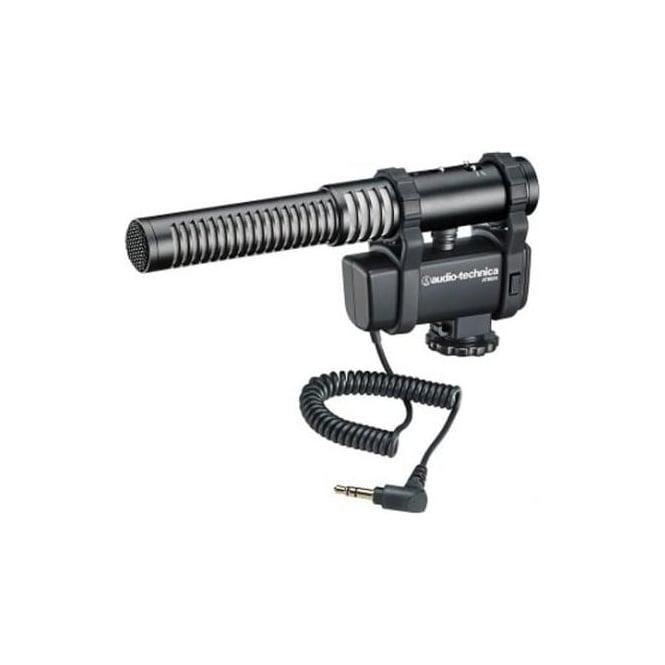 Audio-Technica AT8024 Stereo Mono Camera-Mount Microphone