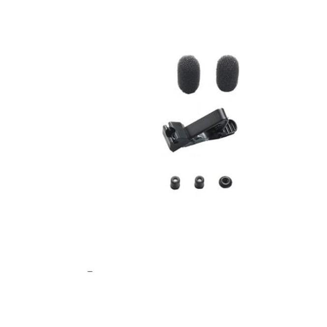 Audio-Technica BP893c Subminiature Omnidirectional Condenser Headworn Microphone Unterminated Cable