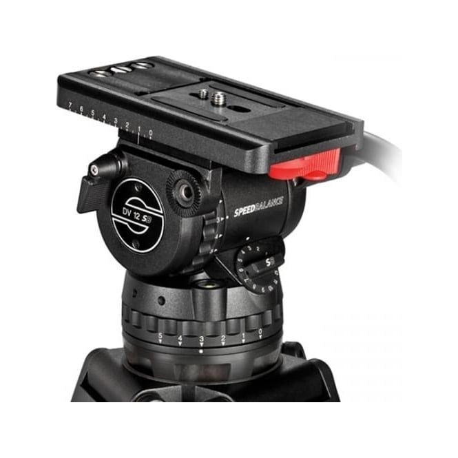 Sachtler 1205 DV 12SB Fluid Head (100mm)