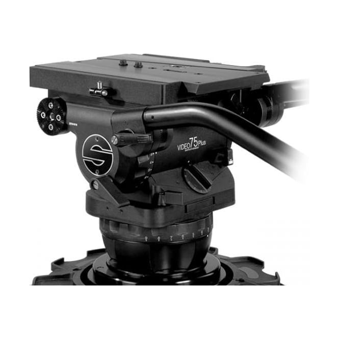 Sachtler 7501 Video 75 Plus Studio Fluid Head