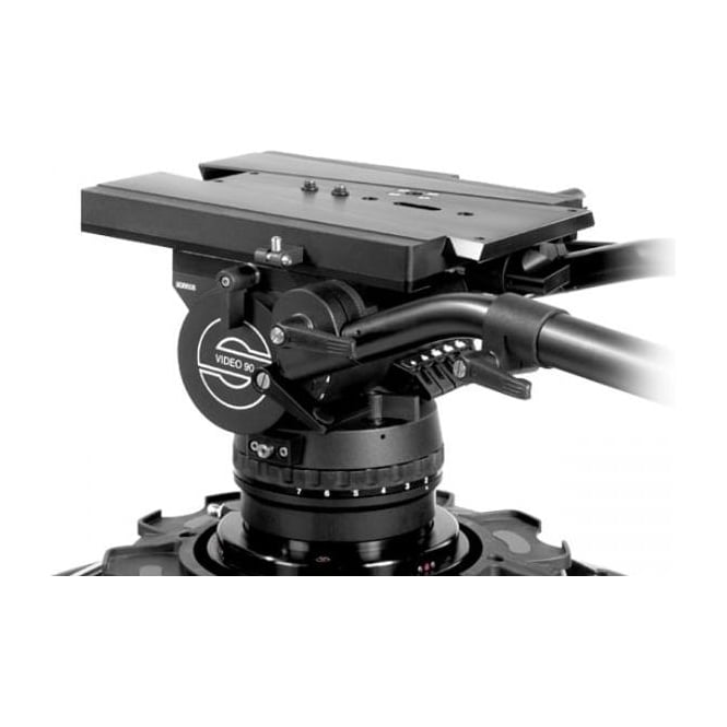 Sachtler 8092 Video 90 FB Fluid Head