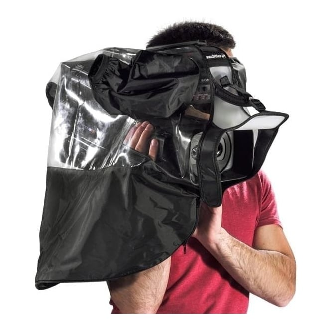 Sachtler SR425 Transparent Raincover for Full-Size Broadcast Cameras
