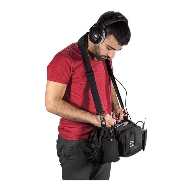 Sachtler SN607 Bags Lightweight Audio Bag - Small