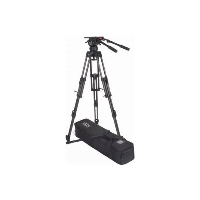 Polecam TRI001 Tripod Secced Reach Plus 4 (CF) Kit or Similar with 100mm Bowl