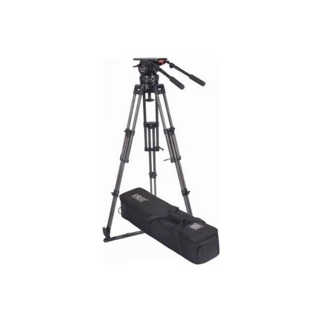 Polecam TRI002 Tripod Secced Reach Plus 5 (CF) Kit or Similar with 150mm Bowl