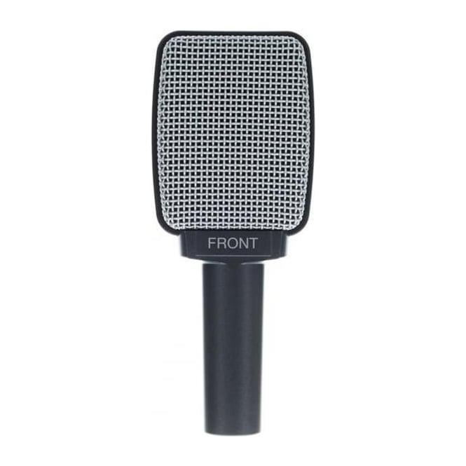 Sennheiser 500074 e609 Silver Dynamic Guitar Microphone