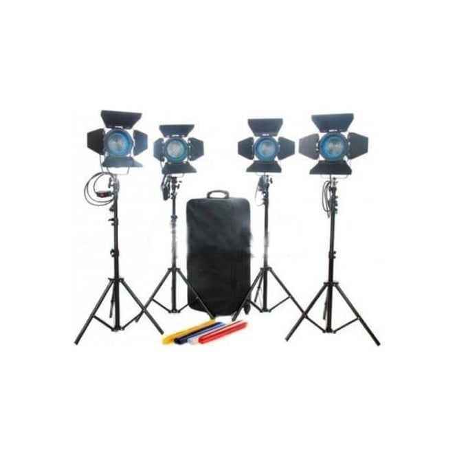 CAME-TV J6400 Fresnel Tungsten Light Video Continuous Lighting