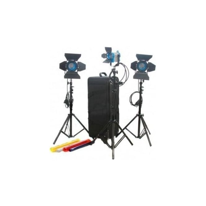 CAME-TV J3210 Fresnel Tungsten Continuous Lighting