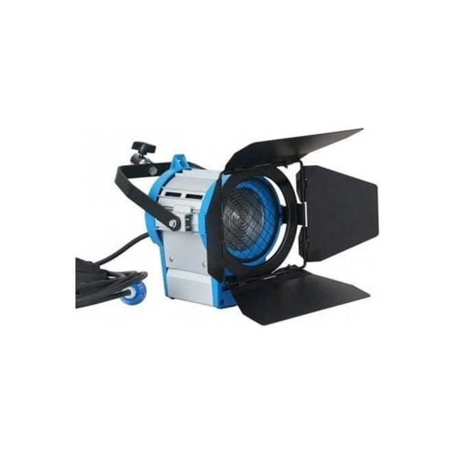 CAME-TV D650W Pro 650W Fresnel Tungsten Light + Dimmer Built-In Lights