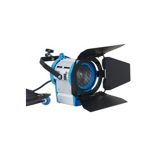 Came D2000W Pro 2000W Fresnel Tungsten Light + Dimmer Built-In Light