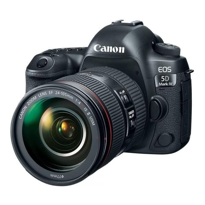 Canon EOS 5D Mark IV Kit (24-105 II)