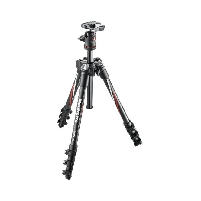 Manfrotto MKBFRC4-BH Befree Carbon Fibre Travel Tripod with Ball Head