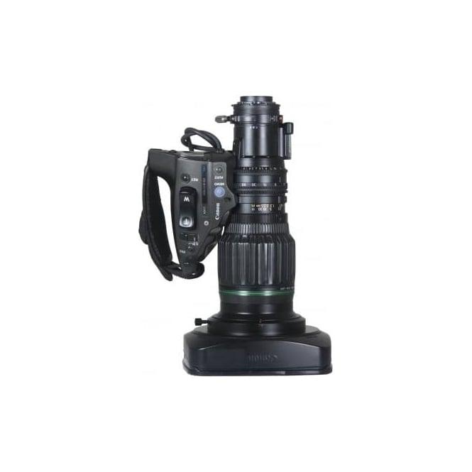 Canon HJ14ex4.3b IRSE Lens, Used
