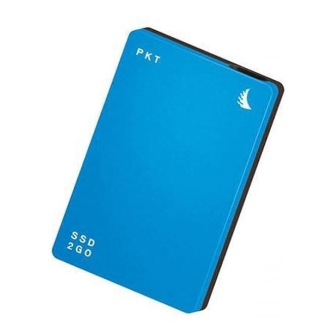 AngelBird AB-PKTU31-512BK SSD2go PKT USB3.1 - 512GB Blue