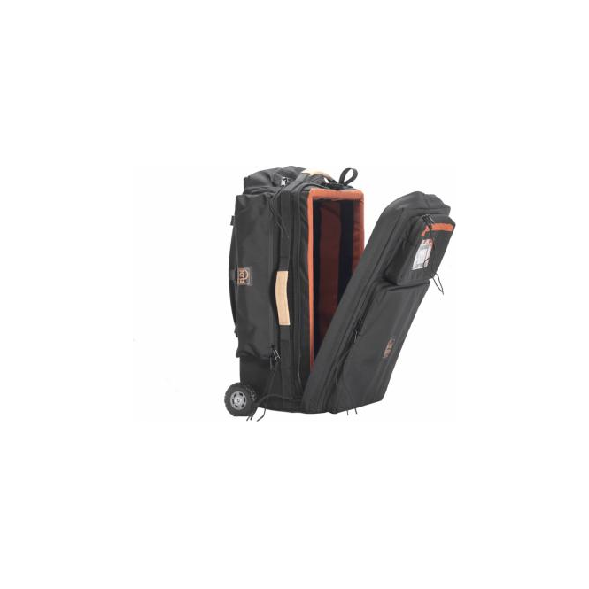 Portabrace WPC-1ORB Wheeled Production Case Black Small