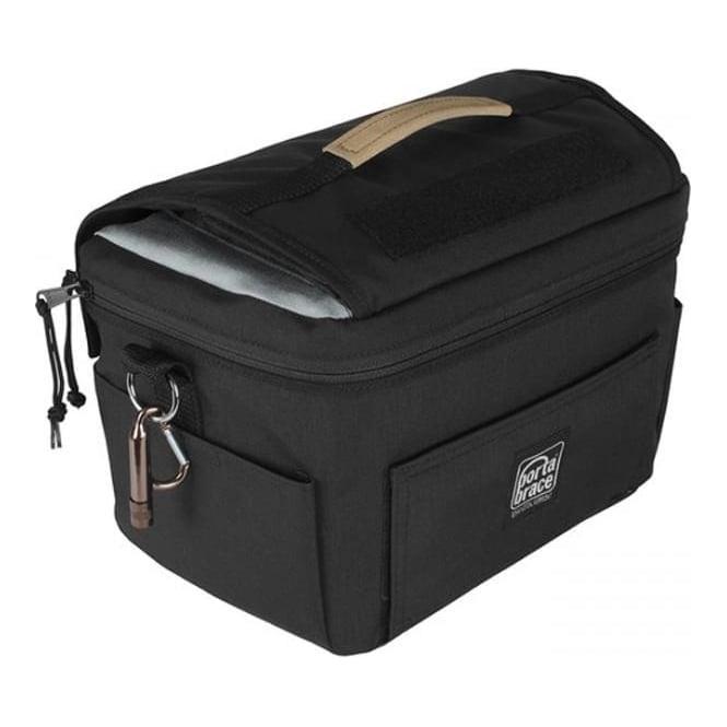 Portabrace MS-5DMKIV Messenger Style Camera Bag Large Black