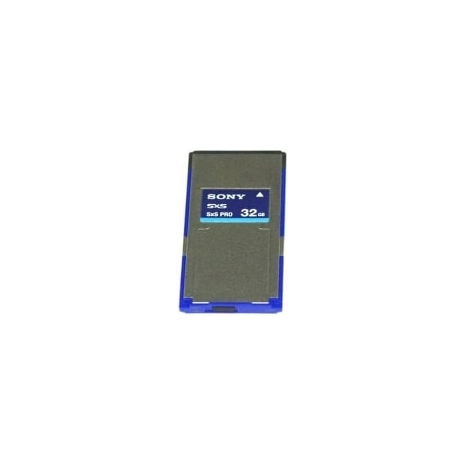 Sony 32GB SxS PRO Memory card, Used