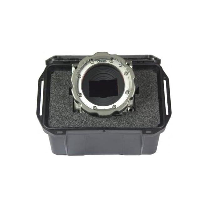 Red DSMC titanium PL Motion Mount in case, Used