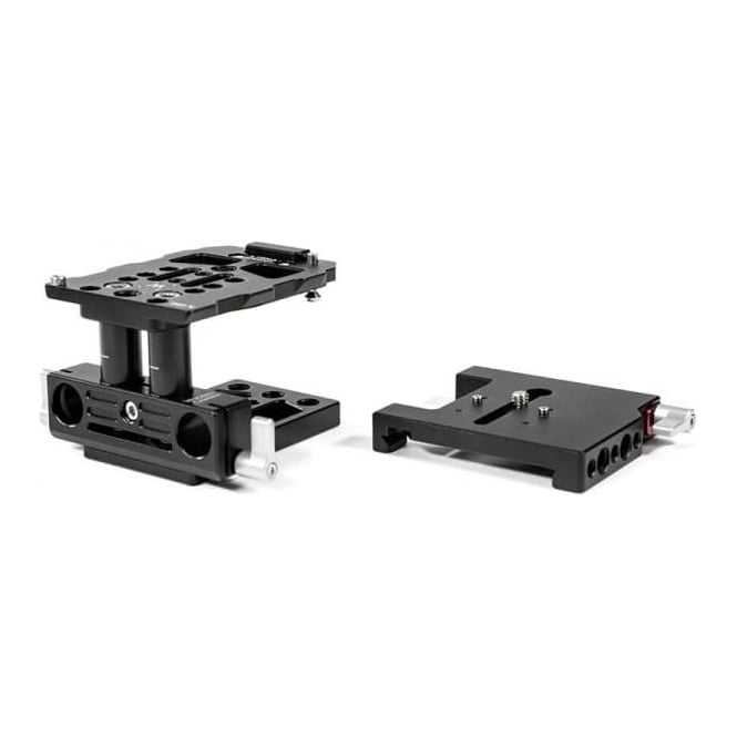 WoodenCamera WC-169500 Quick Base for the Blackmagic Camera
