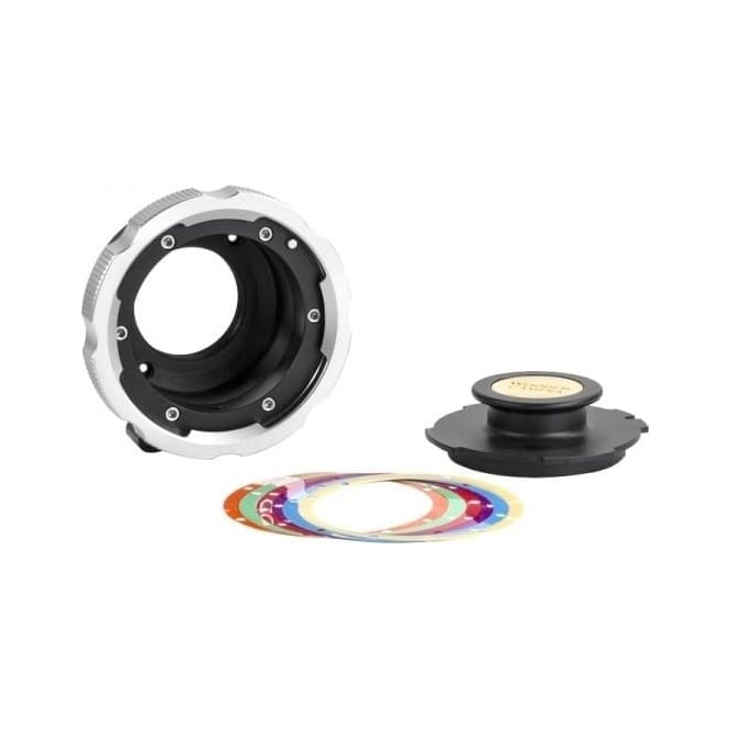 WoodenCamera WC-179600 MFT to PL Adapter for Pocket, BMMCC, BMMSC