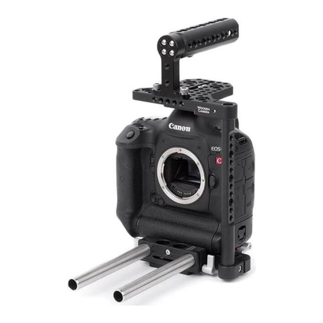 WoodenCamera WC-188100 Basic camera support for Canon 1DC, 1DC mkII