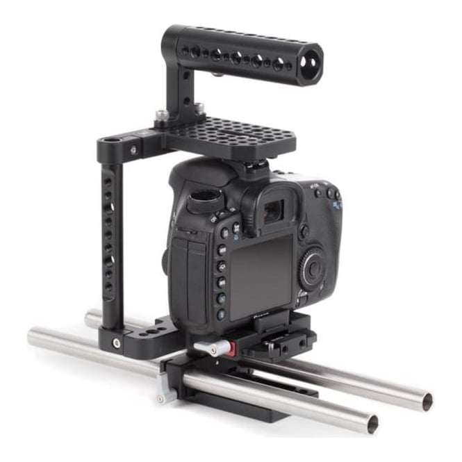 WoodenCamera WC-188700 Canon 7D Accessory Kit (Base)