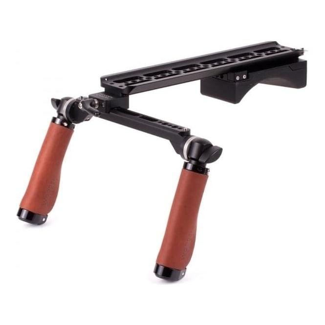 WoodenCamera WC-203400 Shoulder Rig v2 Brown (Base)