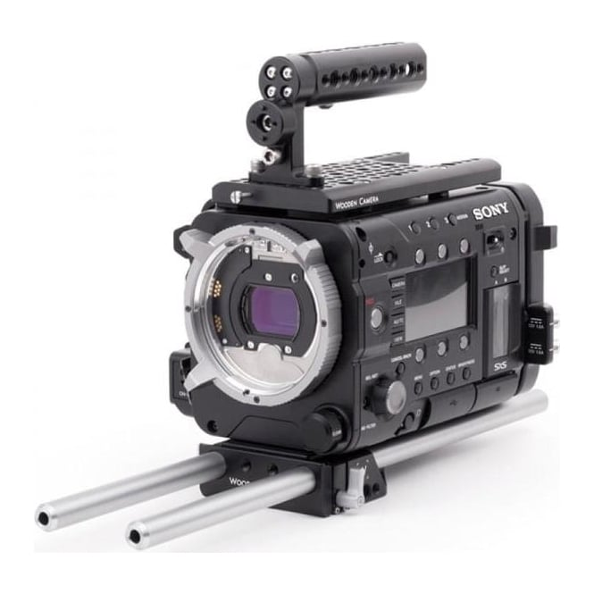 WoodenCamera WC-185100 Sony F55 | F5 Accessory Kit (Base)