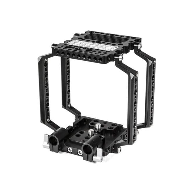 WoodenCamera WC-148400 NATO Cage for RED Epic and Scarlet