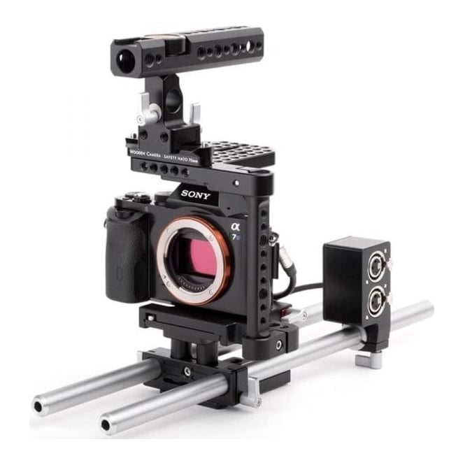 WoodenCamera WC-186100 Advanced camera support for Sony A7s