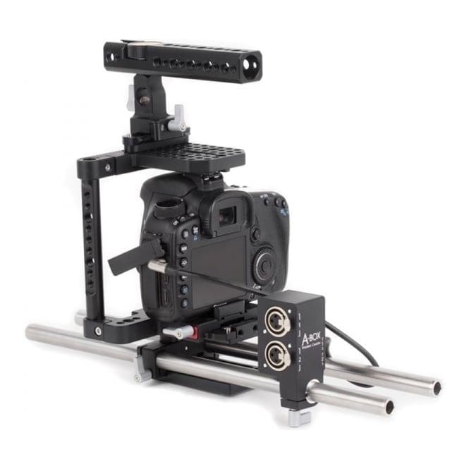 WoodenCamera WC-188800 Advanced camera support for the Canon 7D