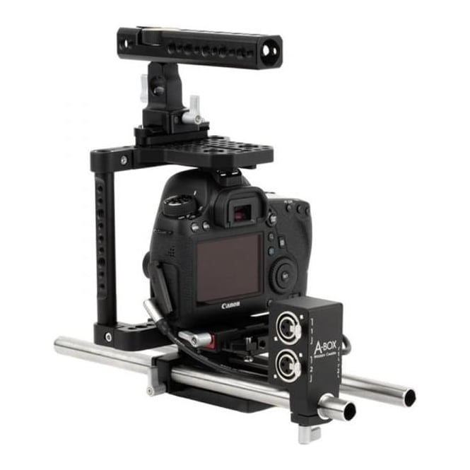 WoodenCamera WC-189100 Advanced camera support for Canon 6D