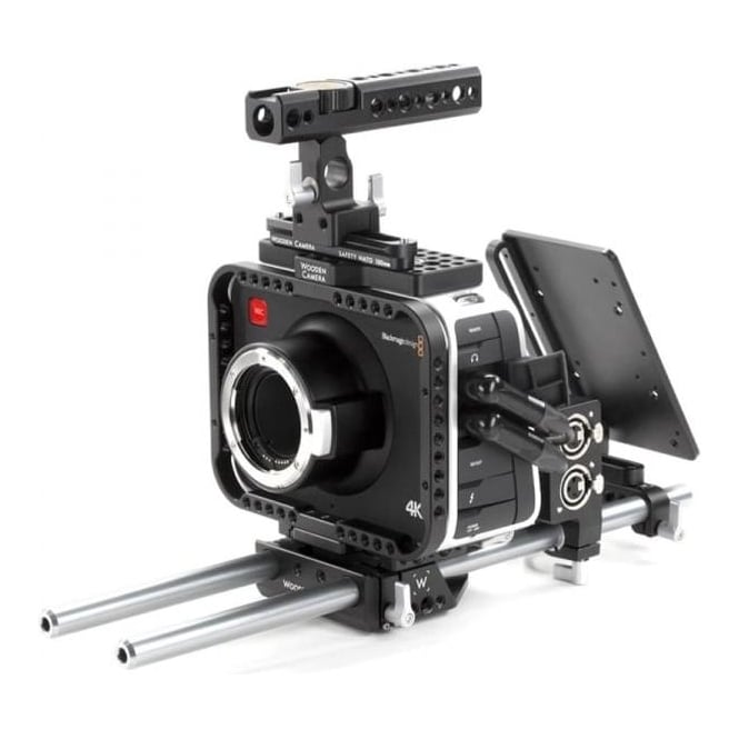WoodenCamera WC-165800 Blackmagic Design Cinema Camera Pro Quick kit