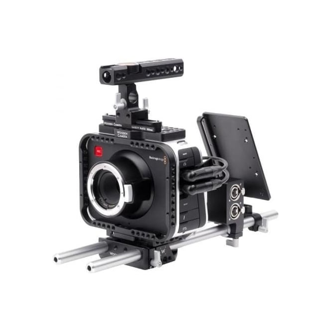 WoodenCamera WC-184300 Blackmagic Cinema Camera Accessory Kit