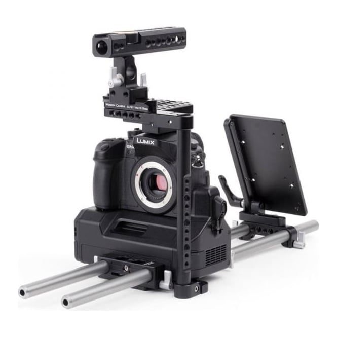 WoodenCamera WC-186700 Panasonic GH4-YAGH Advanced Accessory Kit