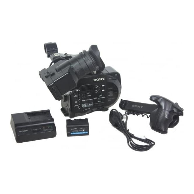 Sony PXW-FS7 4K XDCAM Super 35mm Camcorder, 1150 hours, Used