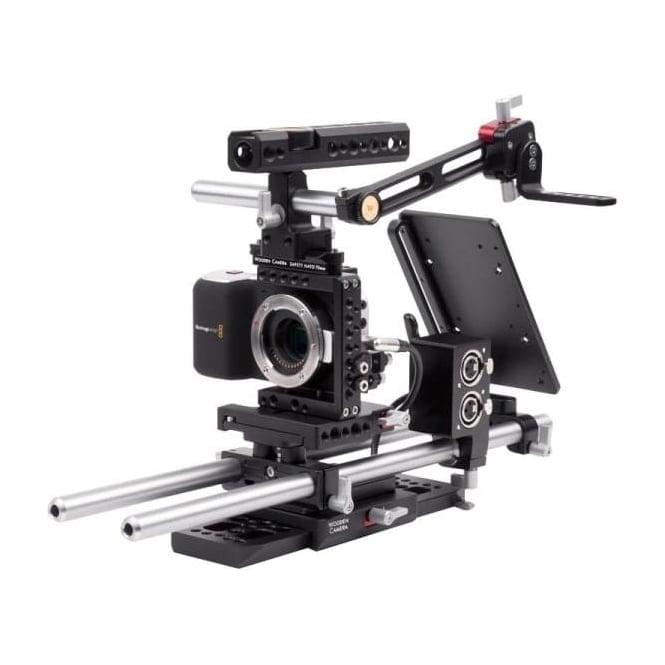 WoodenCamera WC-184100 Pocket Cinema Camera Pro Accessory Kit