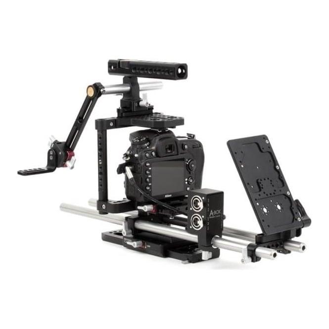 WoodenCamera WC-190400 Nikon D7200 Camera Accessory Kit (Pro)