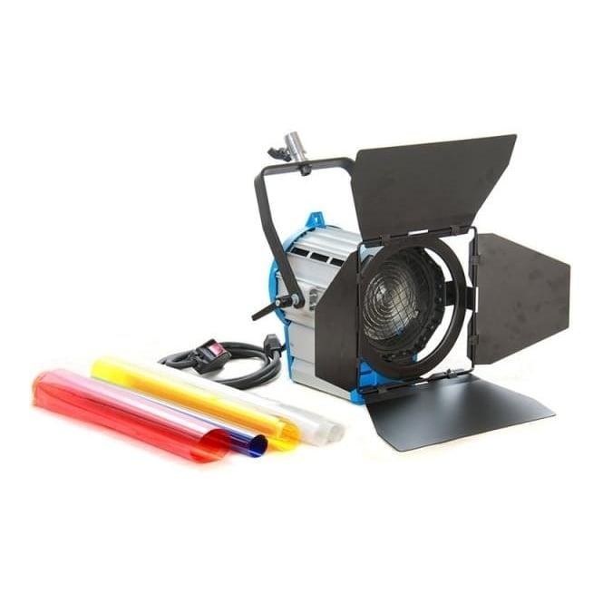 Came J1000W 1000W Fresnel Tungsten Spot Light Film Video Studio Lighting