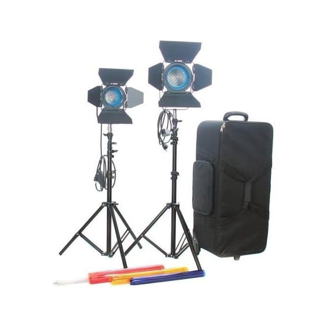 CAME-TV J3600 Fresnel Tungsten Lights Video Spot Film Light