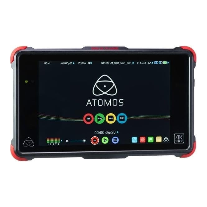 Atomos Ninja Flame 7.1-inch AtomHDR 1500nit Field Monitor with 4K Recording