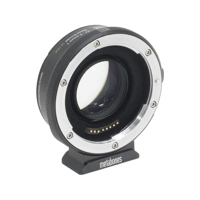 Metabones MB_SPEF-E-BT4 Canon EF to Emount T CINE Speed Booster ULTRA 0.71x