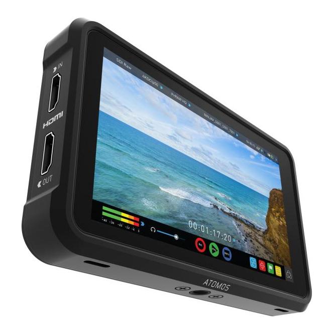 "Atomos AO-ATOMNJAV01 Ninja V 5"" 4K HDMI Recording Monitor"