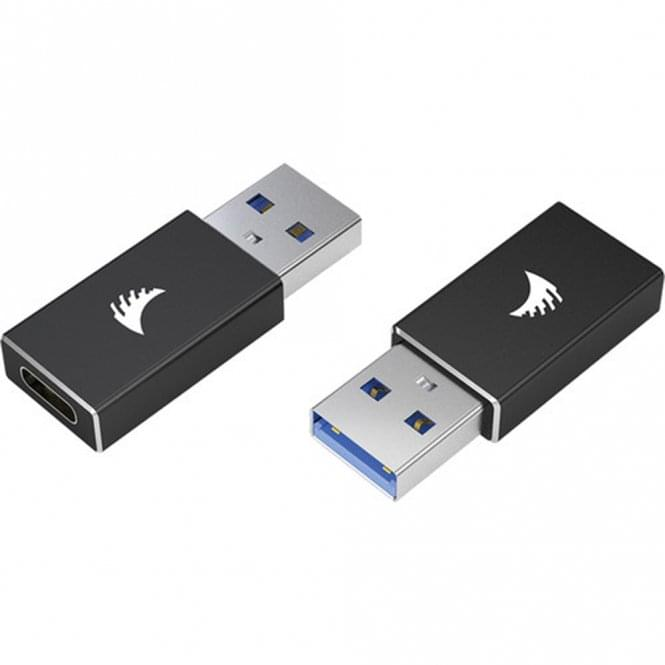 AngelBird AB-USB-A-C USB Type-C Female to USB Type-A Male Adapter
